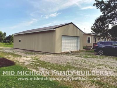 Mid Michigan Family Builders New Barn Project 08 2021 01 03