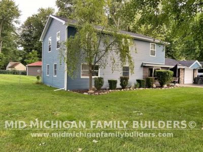Mid Michigan Family Builders New Roof and Siding Project 09 2021 03 06