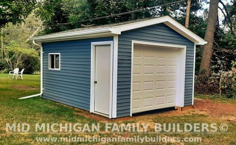 Mid Michigan Family Builders New Shed Project 08 2021 04