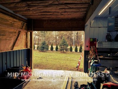 Mid Michigan Family Builders New Window And Garage Door Project 12 2018 02