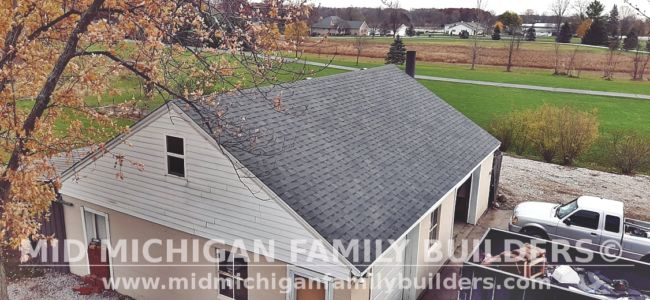 Mid Michigan Family Builders Roof Project 10 2020 02 01