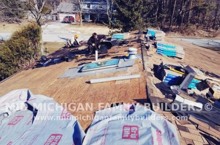 Mid Michigan Family Builders Roofing Project 03 2019 03 03