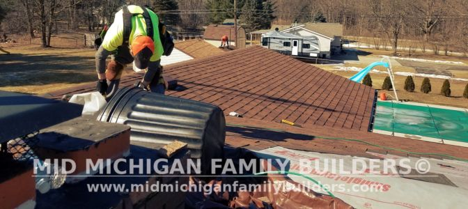 Mid Michigan Family Builders Roofing Project 03 2019 03 08