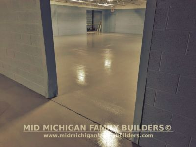 Mid Michigan Famliy Builders Blue Water Pet Care Progress Shots 01 2020 05