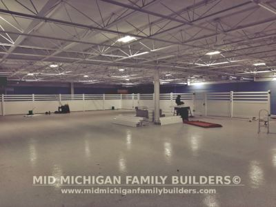 Mid Michigan Famliy Builders Blue Water Pet Care Progress Shots 01 2020 10
