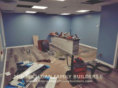 Mid Michigan Famliy Builders Blue Water Pet Care Progress Shots 01 2020 17
