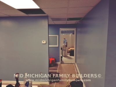 Mid Michigan Famliy Builders Blue Water Pet Care Progress Shots 01 2020 18
