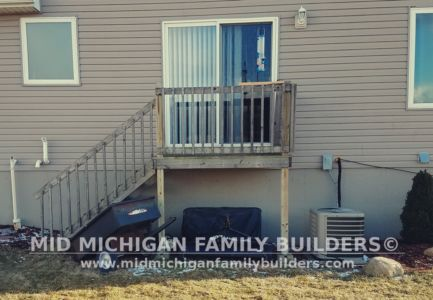 Mid Michigan Family Builders Deck Project 04 2019 01 01