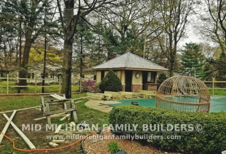 Mid Michigan Family Builders Wooden Fence Project 05 2019 02 01