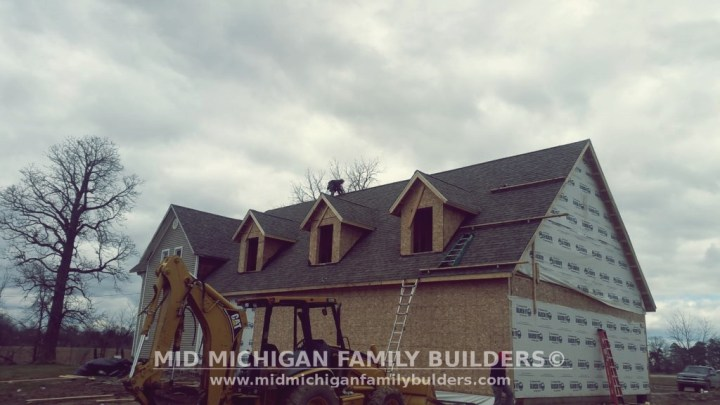 Mid Michigan Family Builders Custom Construction Project Home Additions