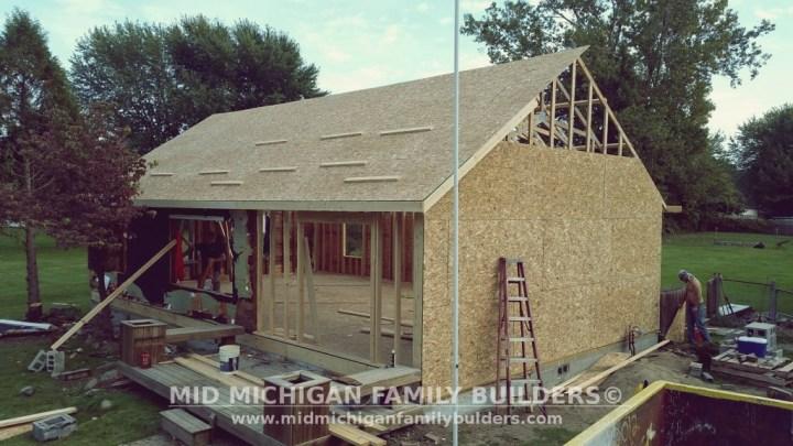 Mid Michigan Family Builders Custom Construction Project Home Custom Build