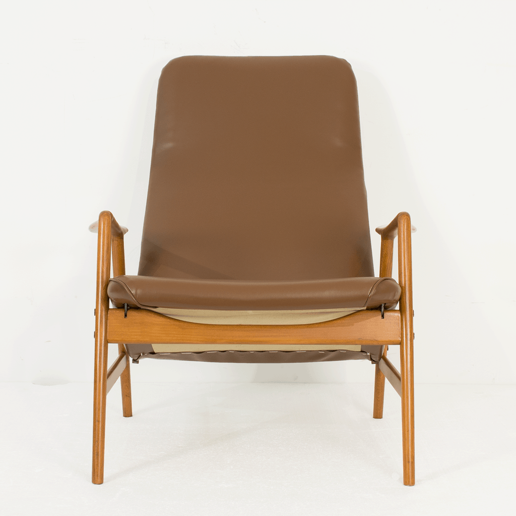 High Back Lounge Chair High Back Lounge Chair By Soren Ladefoged Midmod Decor