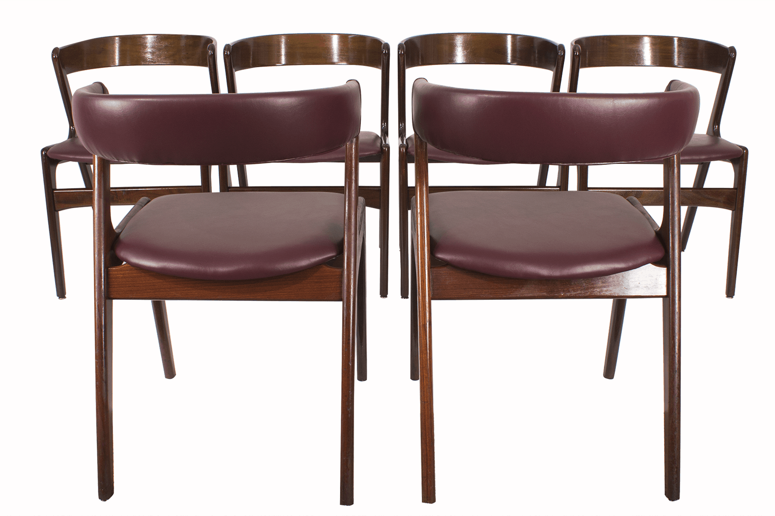 Room Chairs Kai Kristiansen Dining Room Chairs 6 Midmod Decor