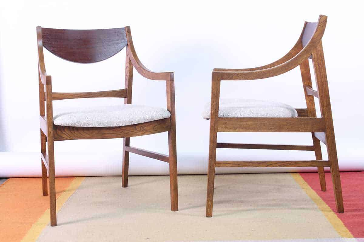 Mcm Chair Mcm Dining Chairs Set Of 6