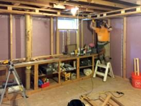 basement soffit 1