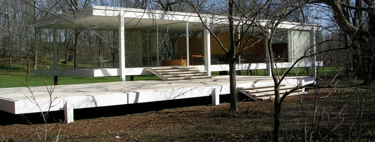 Residential Architecture in the Age of the Ranch: Farnsworth House