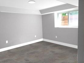 bedroom paint test_white soffit