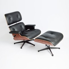 Vitra Lounge Chair Office Carpet Protector Uk Eames And Ottoman Palisander Midmodern De