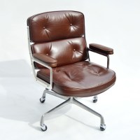 vintage Eames Lobby Chair ES104 by Herman Miller 1970