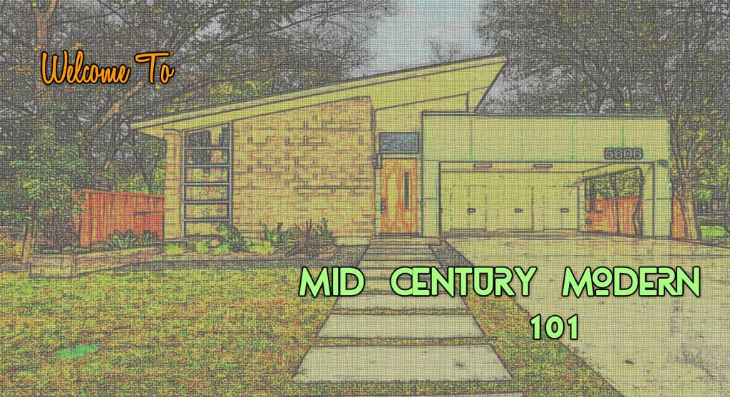 mid-century modern questions: answers to our most frequently asked questions