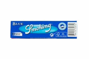 Smoking Blue Papes