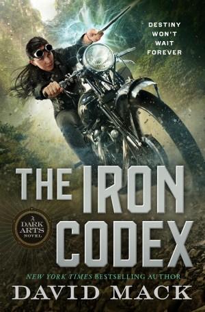 The Iron Codex Cover