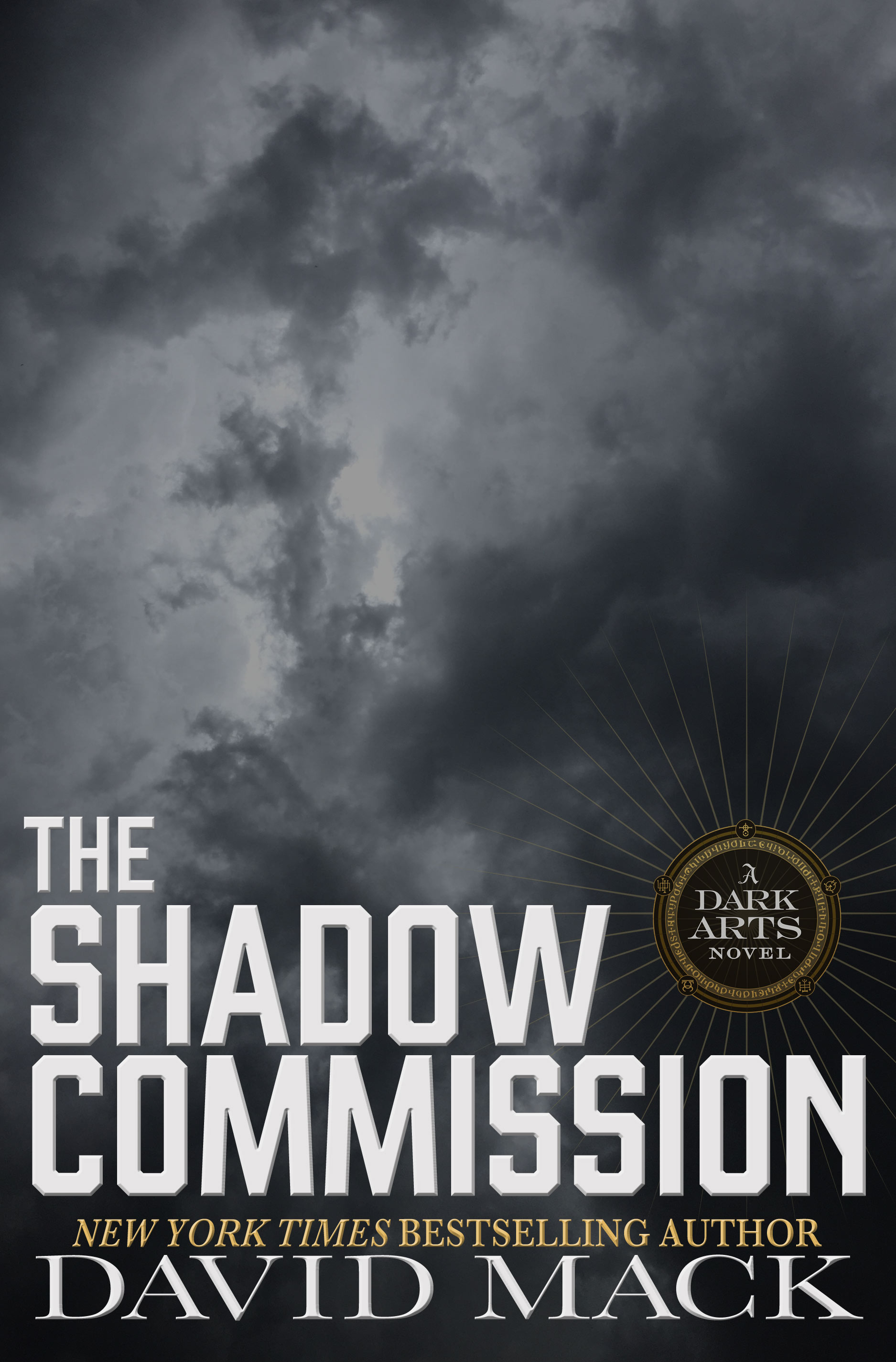 The Shadow Commission temporary cover