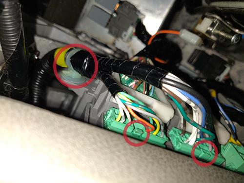 Genuine Acura Sub-Wire Door 32757-STX-A00 Driver Side