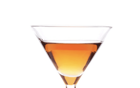 Italian Apple Martini