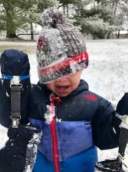When baby's not happy, nobody's happy!