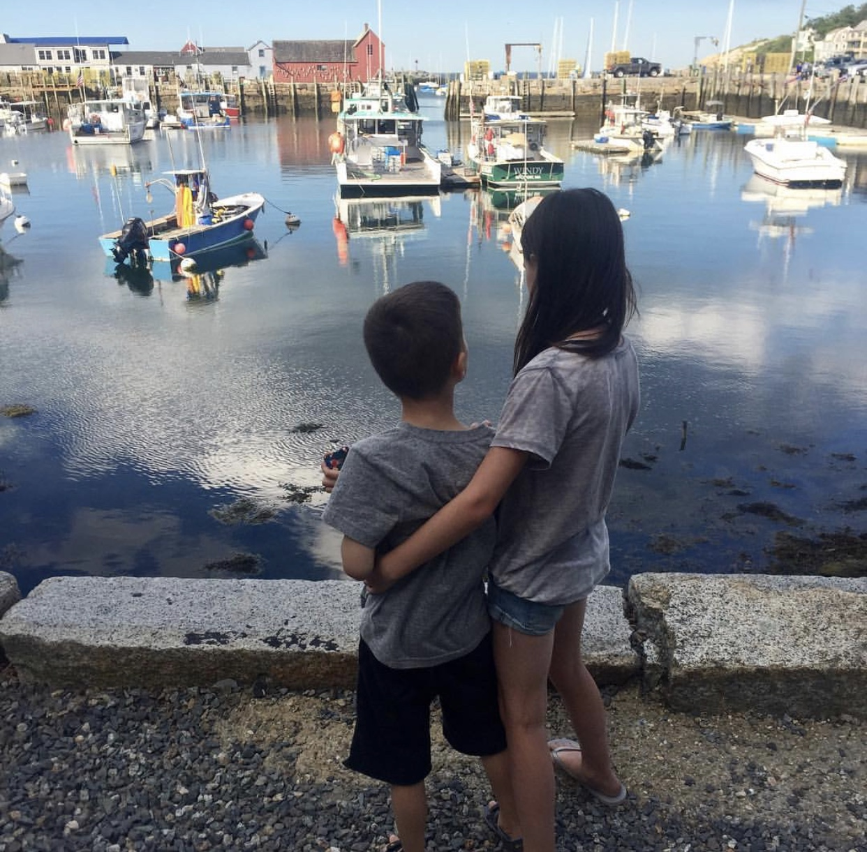 Family Trip Destinations: Rockport, Massachusetts