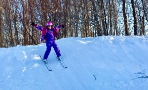 Mom Tip: Free Skiing in Grade 4 and 5