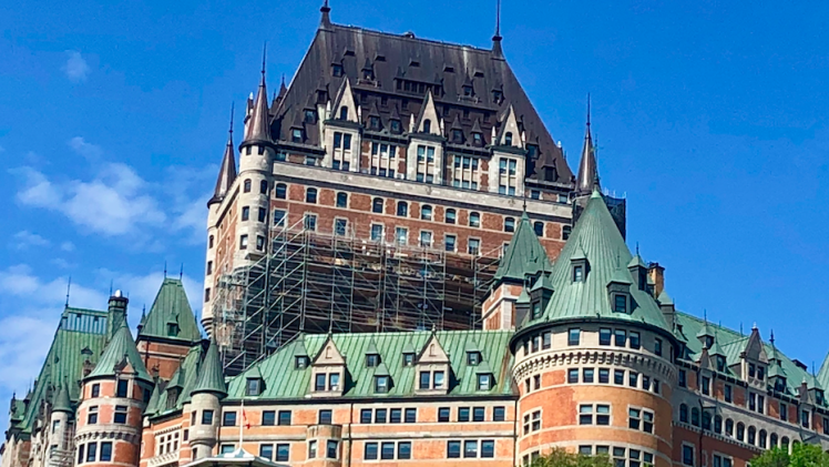 Family Travel: Quebec City Fairmont Frontenac & Local Attractions