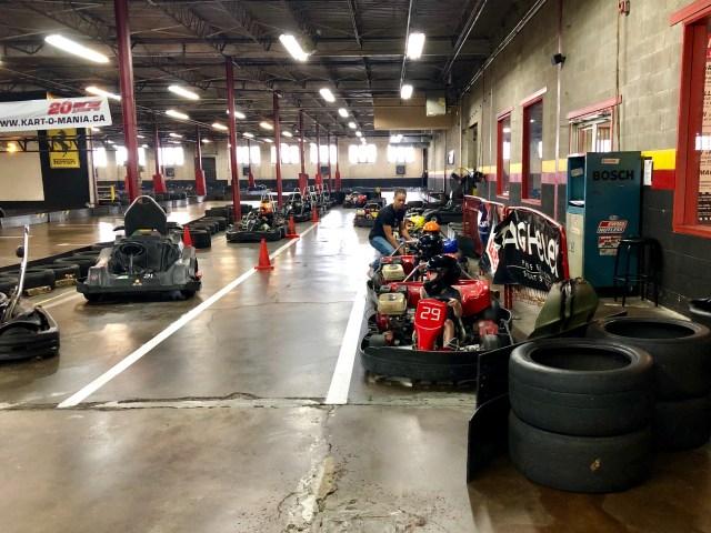go karting montreal