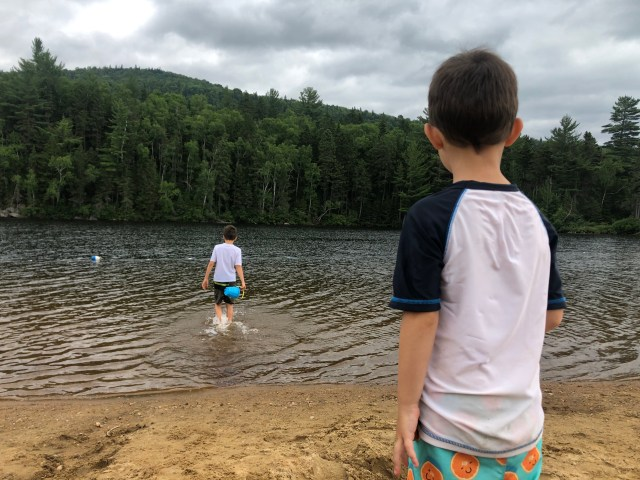 tremblant beach