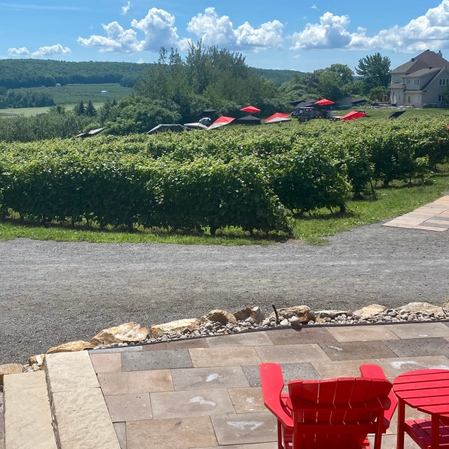 montreal winery