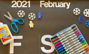 February 2021 – My Top 5 Art Activities for Kids