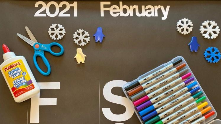 February 2021 – My Top 5 Art Activities for Kids