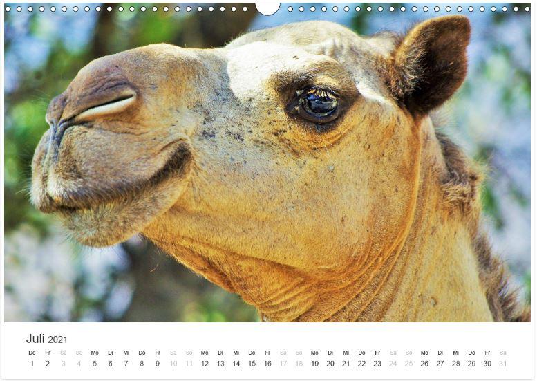 Kalender Oman