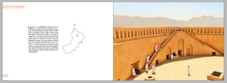 Bildband Oman