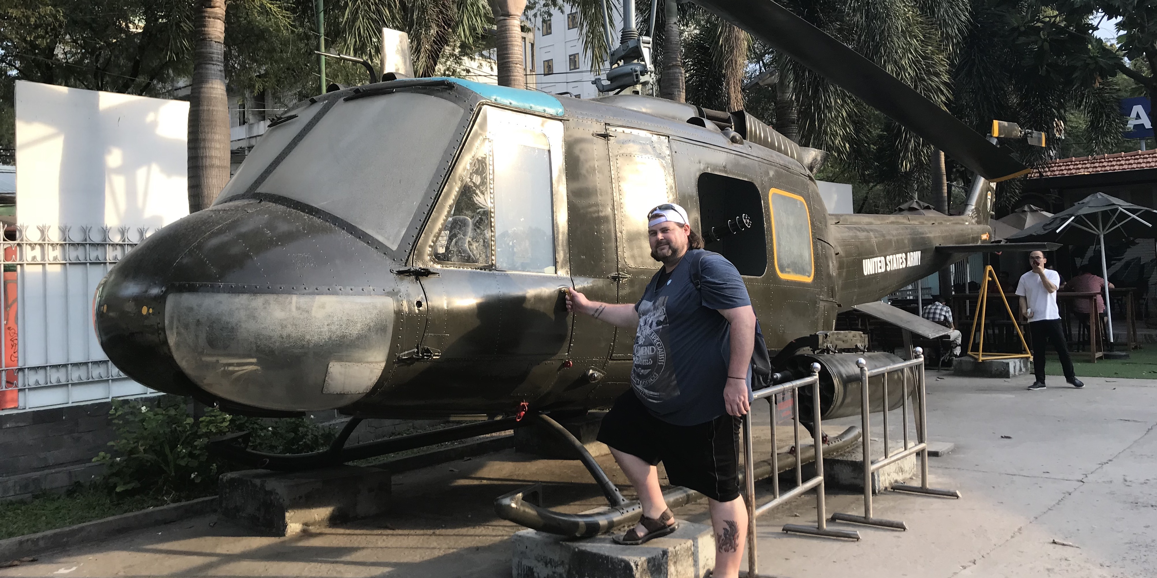 New Year 2019 Reflections | Josh Mitchell | Writer | War Remnants Museum Ho Chi Minh City