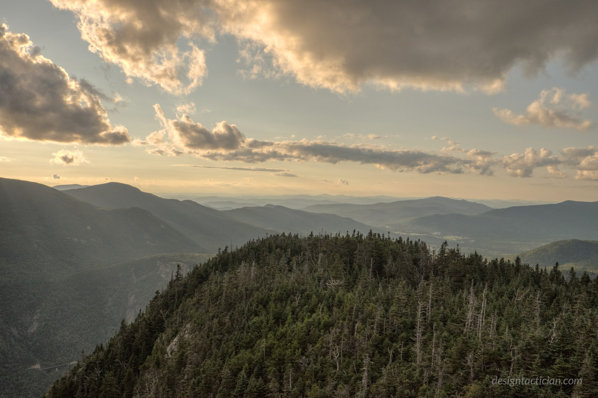 Mt Webster, New Hampshire