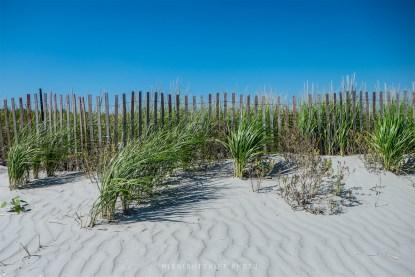 Sandy 1st beach in Newport, Rhode Island