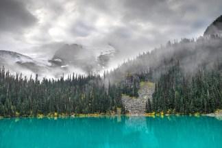 Joffre Lakes Provincial Park, British Columbia, Canada