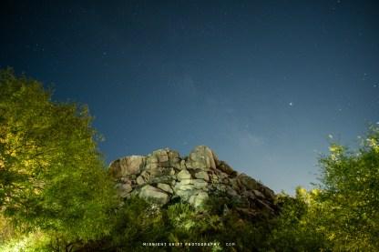 Stars above Arizona