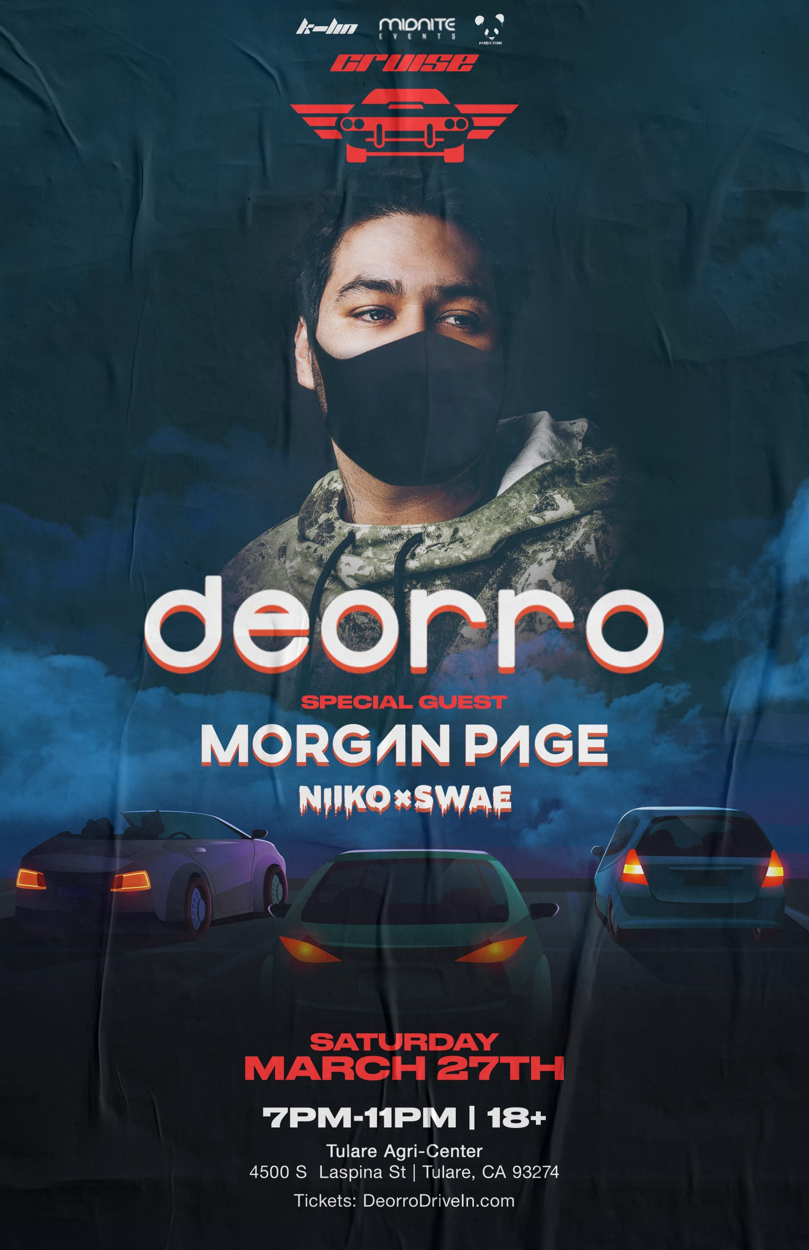 Deorro March 27th
