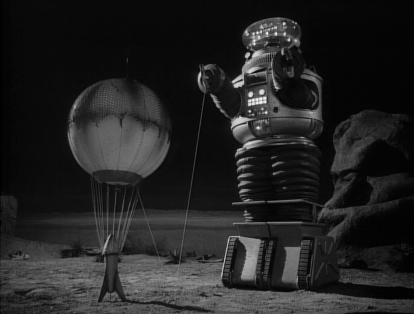 Lost In Space Episode 12 The Raft