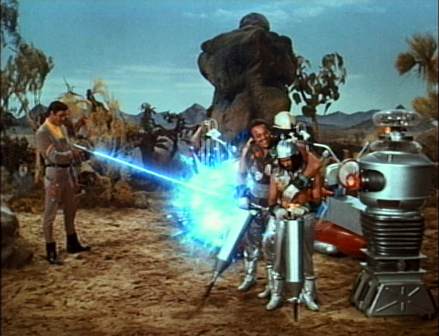 Lost In Space Episode 68 Collision Of Planets