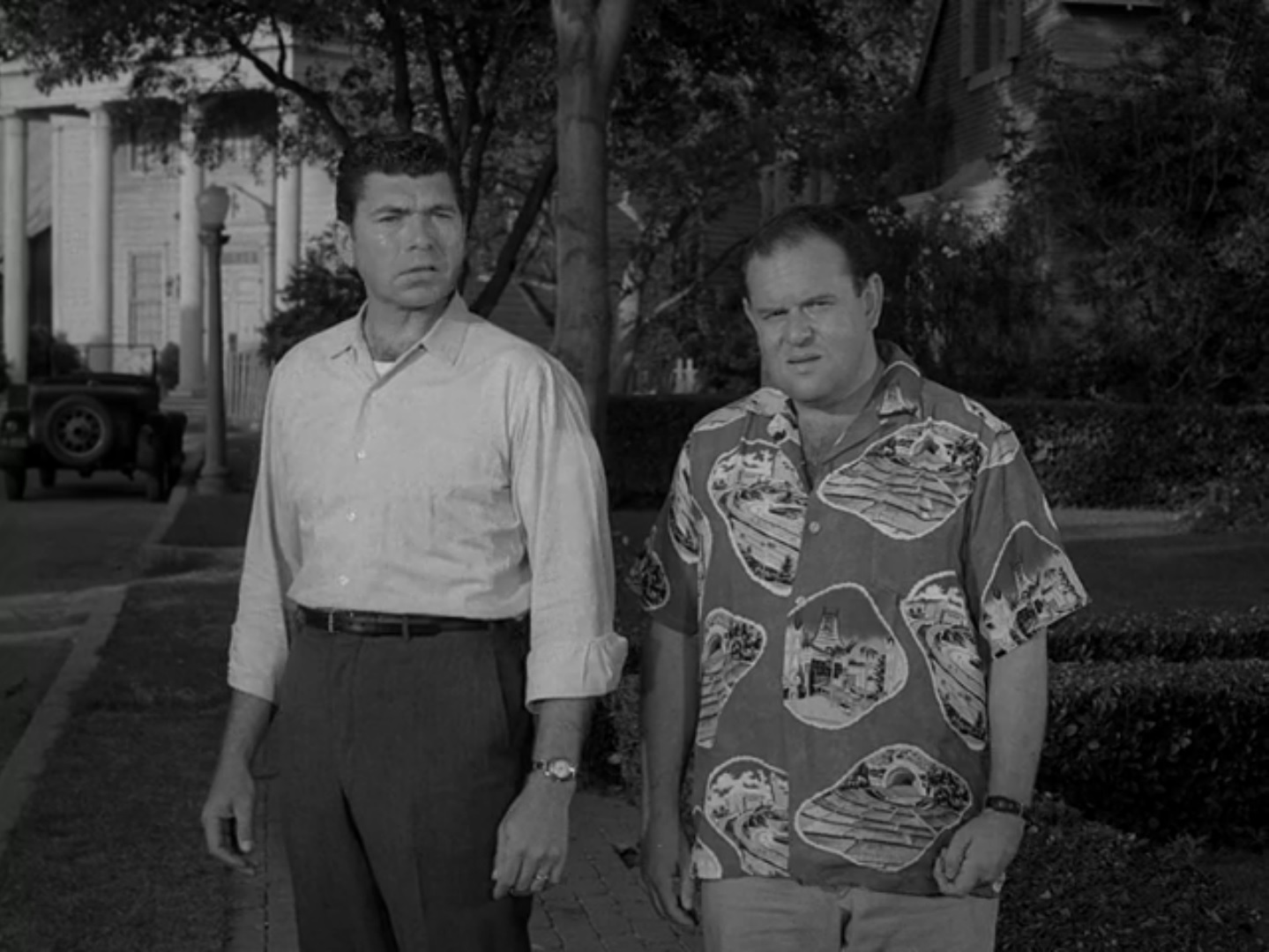 The Twilight Zone Episode 22: The Monsters Are Due on Maple Street ...