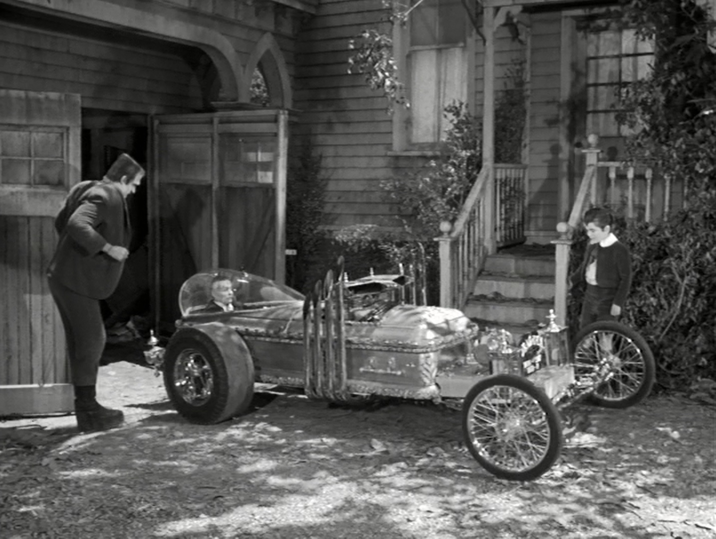 The Munsters Episode 36: Hot Rod Herman
